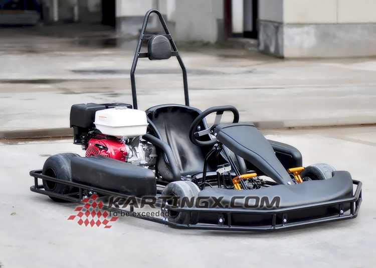 Stable Quality 390cc Electric Kart Monster Go Kart Fast Go Kart