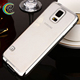 Perfectly Fit case for samsung i9295 galaxy s4 active S5 plating bumper tpu silicon phone covers shell capa