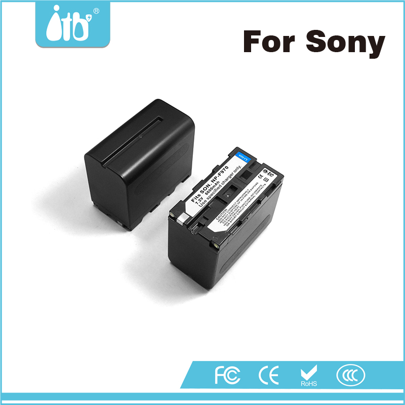 7.2V High Capacity F970 Camera Battery for Sony CCDTRV91/48E/49/80PK/81