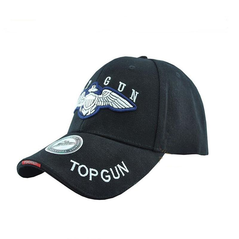 Popular top gun cap buy cheap top gun cap lots from china for Top gun hat template