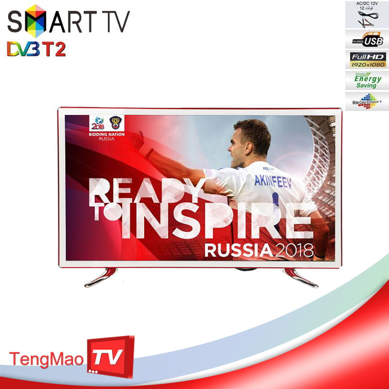40 inch LED TV HD 3D VGA optional Smart LED TV