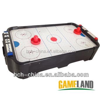 Ice Air Hockey Table, Tabletop Air Hockey,mini Air Hockey Games
