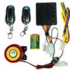 12V Remote Starter Motorcycle Anti-theft Alarm With Backup Battery Device