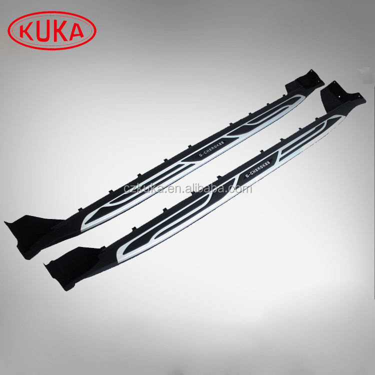 Auto Car Body Part Step Rails Running Board for Jeep Grand Cherokee