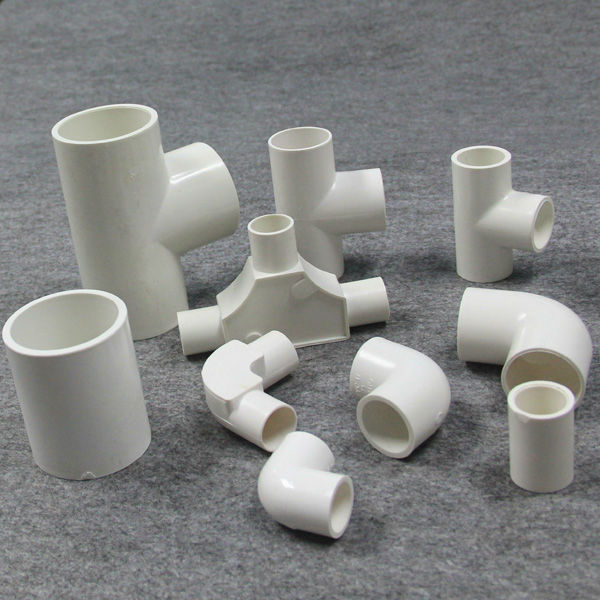 Wholesale Full Types Electricl PVC Names Pipe Fittings