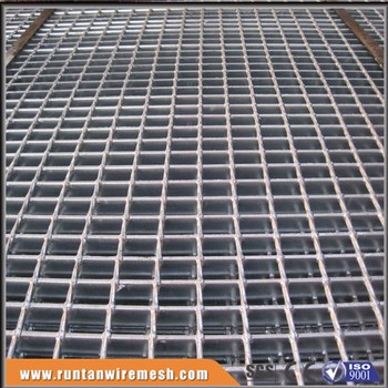 Runtan cross bar pitch 50mm grating steel buy cross for Catwalk flooring