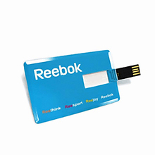 custom usb stick free sample 16GB business card usb flash drive