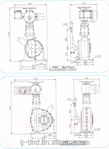 HTB18DR7FVXXXXaSXXXXq6xXFXXXB butterfly valve actuator bernard electric actuator, view bernard