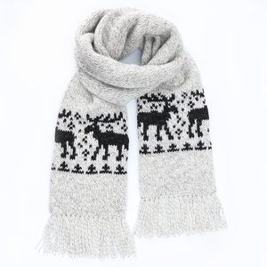 kids warm winter scarf pattern knitted cashmere scarf