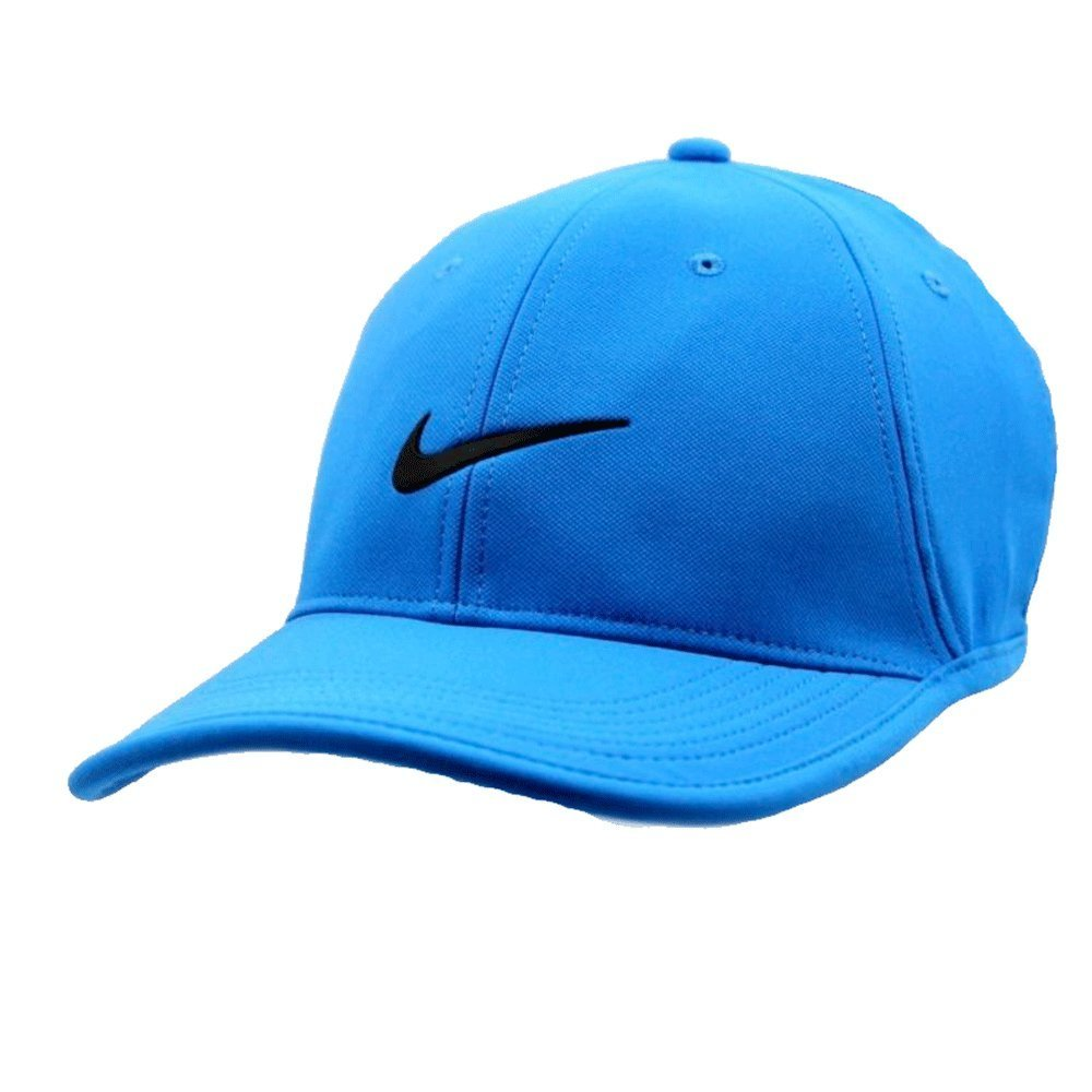 Get Quotations · Nike Golf 845063 Dri Fit Stay Cool Cap Hat Adult Unisex  Adjustable Tropical Blue … ef99bdfb41ff