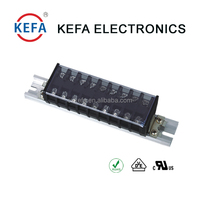 TD15-8.0 din rail terminal connector 600V 15A