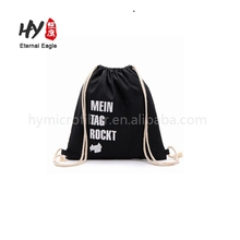 New style shopping non woven tote silk screen printing package bag