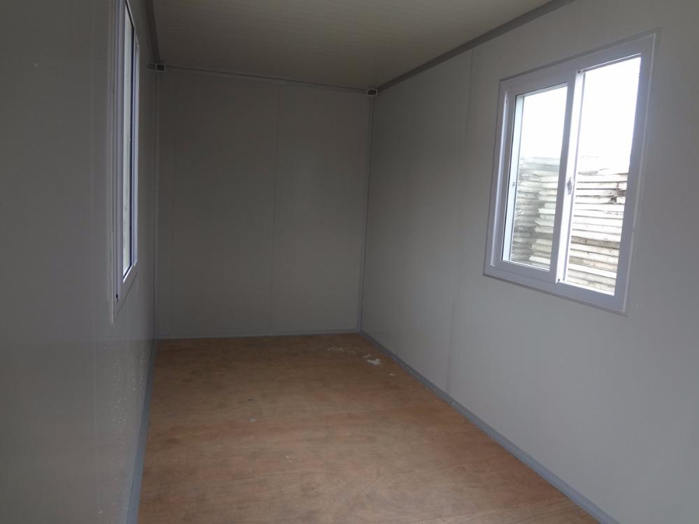 40ft module lumi re structure en acier pr fabriqu s r cipient maison d 39 habitation maisons. Black Bedroom Furniture Sets. Home Design Ideas