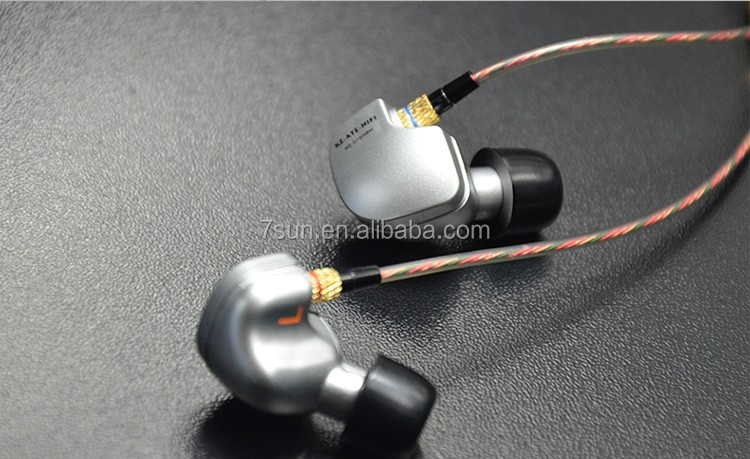 hot brazil Original KZ ATE S earphones for mobile phones