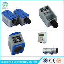 Low power consumption pro-environment Portable Clamp on Transducer Ultrasonic Flow Meter
