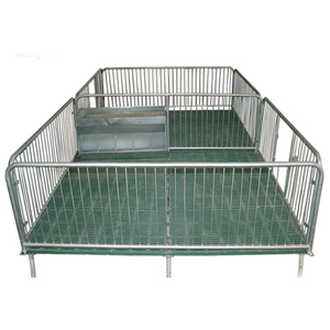 Pig farrowing crate nursery bed professional weaner pig crate pig fatten cage