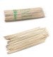 Disposable bamboo sushi sticks custom printing bamboo wooden chopsticks