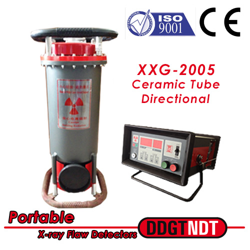 X-ray RT NDT XXG-2005 Ceramic directional type Portable Industry X-ray Flaw Detector