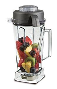 Vitamix Eastman Tritan Copolyester 64-Ounce Container with Wet Blade and Lid Size: 64-Ounce CustomerPackageType: Standard Packaging, Model: 15856, Hardware Store