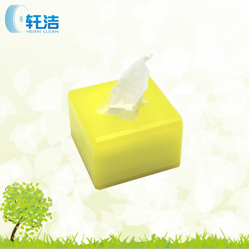 China supplier high quality box facial tissue paper pink tissue paper
