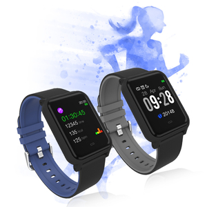 Fitpolo original manufacturer custom fashion style fitbit hr sleep fitness wristband bracelet with app