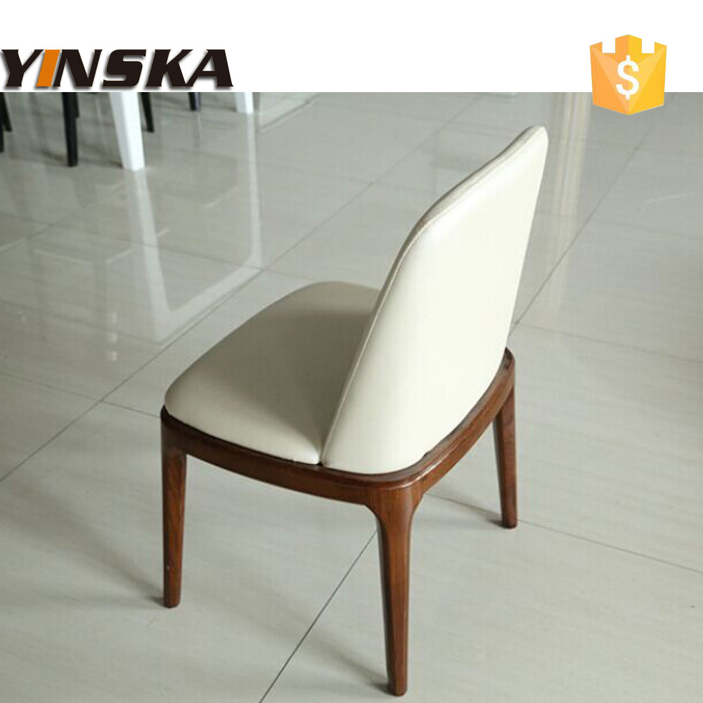 Cheap Ikea Leather Dining Room Chair-in Dining Chairs From