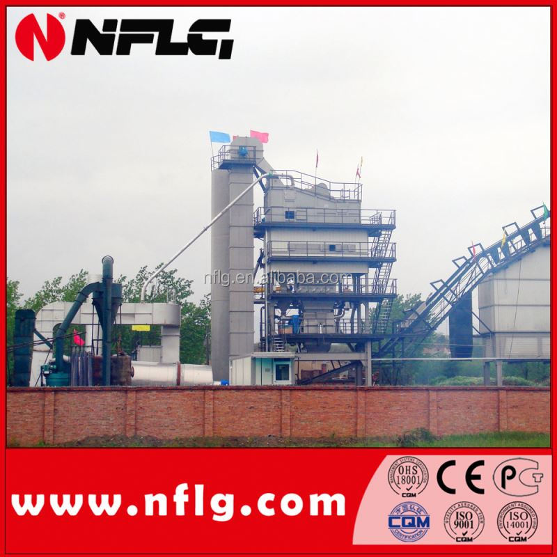 Hot sale product of portable asphalt batch plant and related equipments