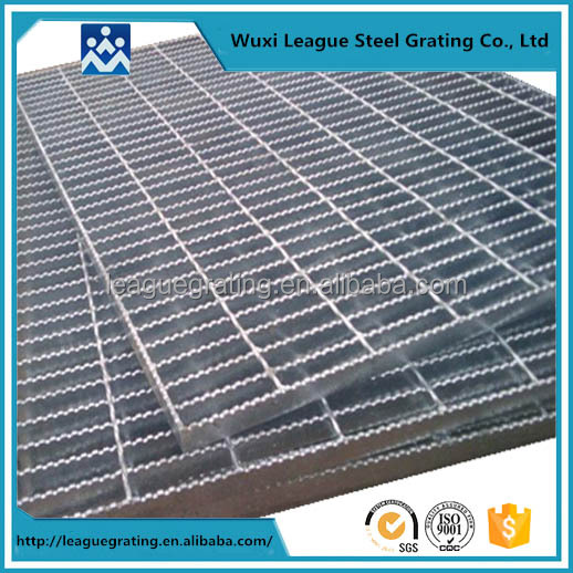 perforated metal galvanized expended metal grating with ISO approved