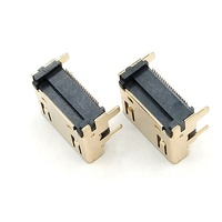 Hot Sell Mini 19 Pin A Male And Female hdmi Terminal Connector
