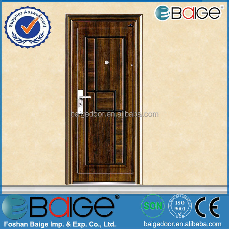 BG-S9149 modern house design security door price/israel security door