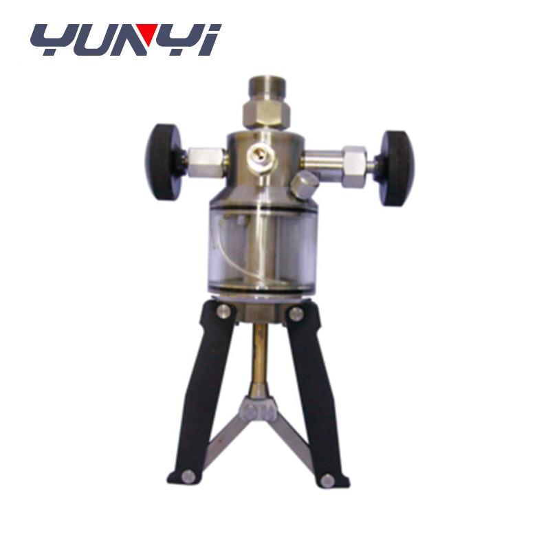 hand held pressure calibrator pump