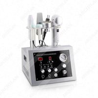 Deep cleansing beauty device ultrasonic face skin care facial peel machine