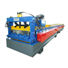 YX106-250-750 CNC Floor Decking Panel Steel Metal Roll Forming Machine for Building Construction
