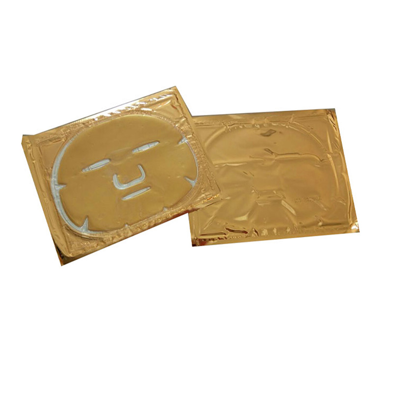 Best selling black and gold silicone facial mask private label mask фото