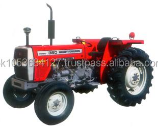 60 Hp Massey Ferguson Tractor Mf 360 Turbo Pakistan