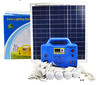 Structural disabilities complete solar system 30w solar power generator