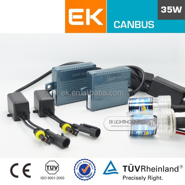 Smart system Top Selling and Factory Price Canbus 35w ac slim car hid xenon kit fast shipping swing hi/low hid xenon bulb