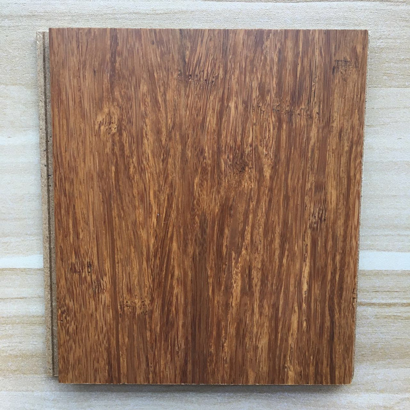 Cheap price Bamboo engineered flooring with HDF core