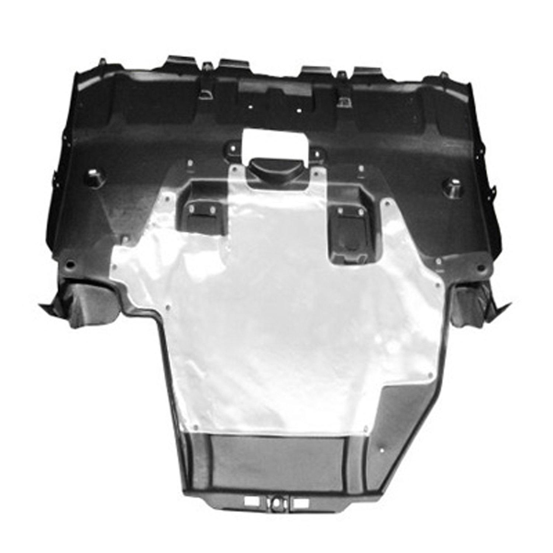 Crash Parts Plus SU1228105 Front Engine Cover for 2010-2012 Subaru Legacy