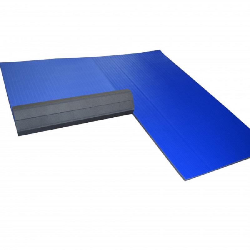 ezflex carpet gymnastics home mat cheer store ez bl flex x thickness mats