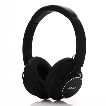Ezra Wireless Headset Wireless Headphone Hi Fi Quality Sound Headphone Bluetooth Headphone View Wireless Headset Ezra Product Details From Yiwu Aido Trading Co Ltd On Alibaba Com