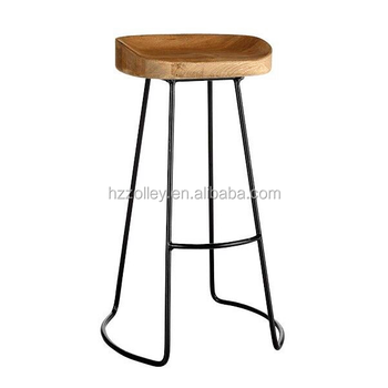 Excellent French Style Metal Round Bar Stools With Wooden Top Stool Steel Buy Antique Metal Industrial Bar Stools Rolling Stool With Stainless Steel Metal Machost Co Dining Chair Design Ideas Machostcouk