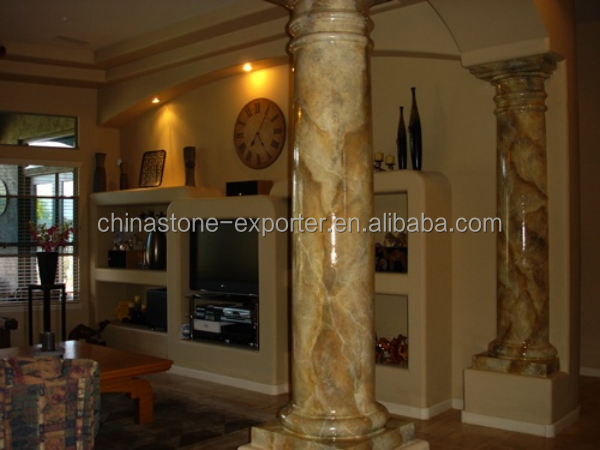 Indoor Pillars Columns Globe Stones,Decorated Products Columns Molds,Marble  Columns Prices - Buy Marble Columns Prices,Indoor Marble Columns ...