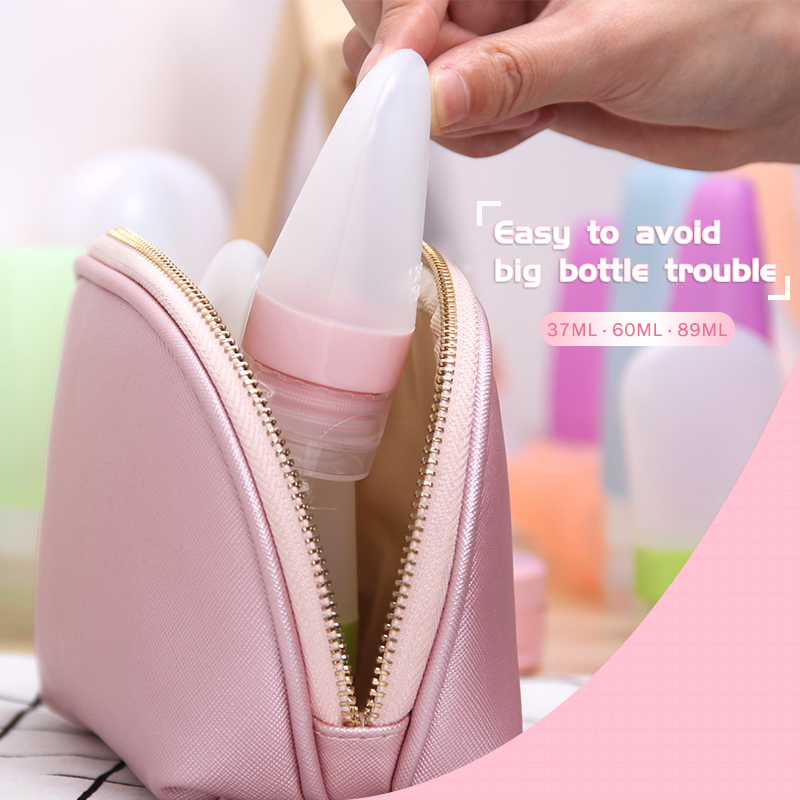 China Wholesale 2014 New Products 1 Dollar Gifts/Silicone Travel Bottles