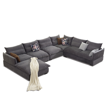 Indian Hot Sofa Furniture New Model Sets