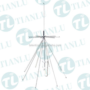 25-3000mhz scaning base station antenna,D3000N discone diamond antenna