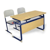 Cheap Student Bench School Desk and Chair Furniture for Sale