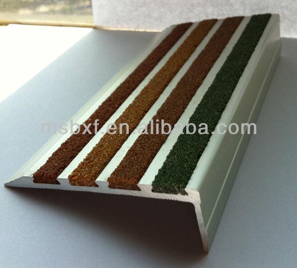 Anti Slip Stair Nosing For Tile/ceramic Tile Stair Nosing   Buy Anti Slip Stair  Nosing For Tile/ceramic Tile Stair Nosing,Aluminium Tile Stair Nosing,Salt  ...