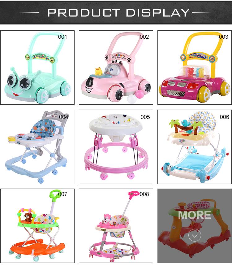 2019 mais recente do bebê walker/bebê exercício pernas eliminar o-pernas/caminhantes do bebê Baratos na China