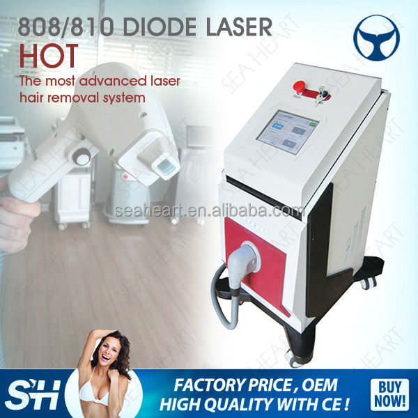 2016 Best hair removal beauty equipment/laser diodo 808 nm for beauty salon in the world